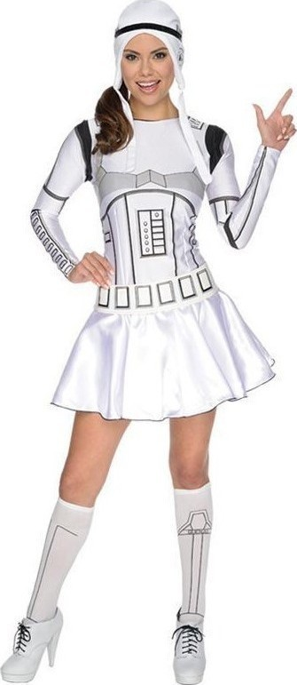 Costum Lady Stormtrooper S
