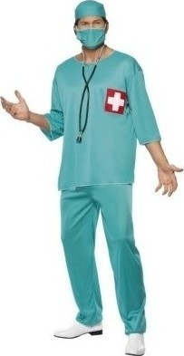 Costum Doctor L
