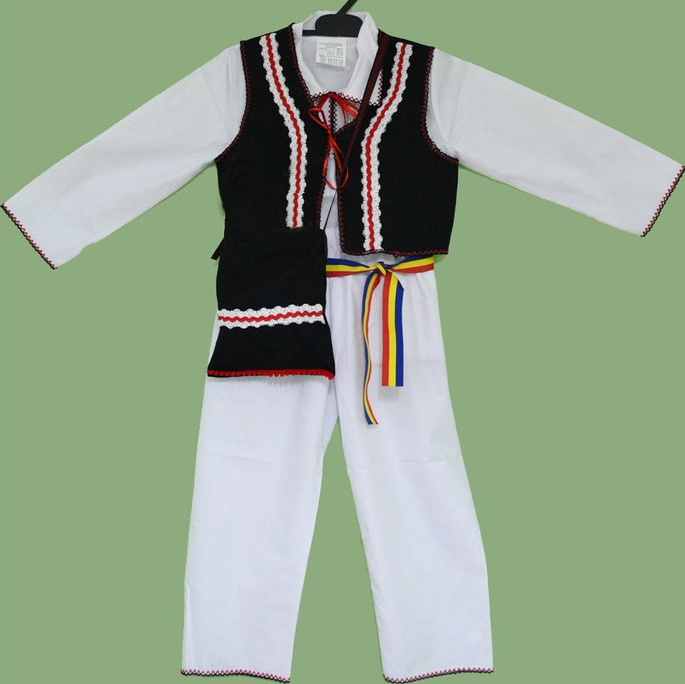 Costum popular National baietei 1 an