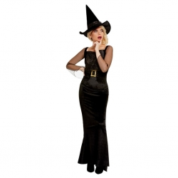 Costumatie Glam Witch M