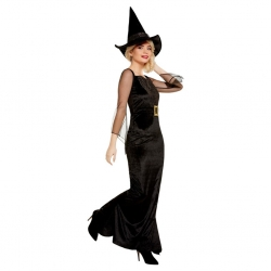 Costumatie Glam Witch S